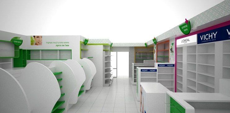 עיצוב חנויות נוחות-בי סמארט