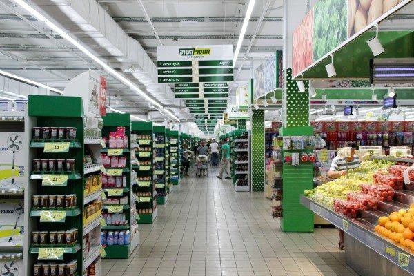 עיצוב חנות-בי סמארט-מחסני השוק